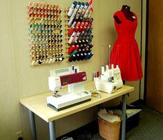 Tasia Pona Sewing Room