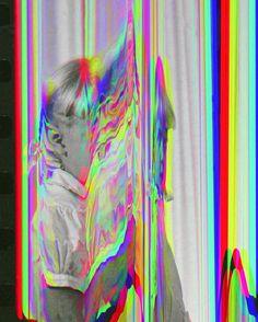 "Sara Cwynar ~ ""Girl from Contact Sheet 2 (Darkroom Manuals)"" (2013) Chromogenic print, 30 x 24 in. Artist: saracwynar.com"