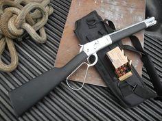 Chiappa 1886 | 40 Best Rifles Perfect For Hunting Season | Gun Carrier | https://guncarrier.com/best-rifles-hunting-season/
