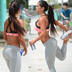 Fitness Motivation Female- Andalucia15