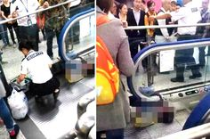 Escalator Killed Chinese boy(4) In Chongqing !!  In a subway station in the Chinese city of Chongqing a 4-year-old boy was killed in an accident with an escalator. He got stuck between the rail and the ground, and died of his injuries. Continue reading: http://lionsgroundnews.com/escalator-killed-chinese-boy-4-chongqing/ and 'SHARE'  #china #Escalator