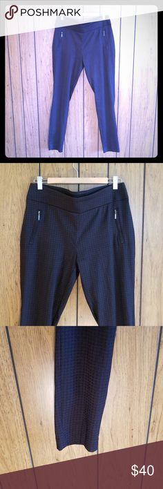 🌺Apt 9 Skinny Black pants Worn 1 time!! No pockets, skinny leg opening! Apt. 9 Pants Skinny