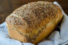 Everything bread recipe