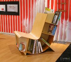 30+ Creative Bookshelves For Stunning Room