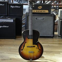 Gibson ES-125T 3/4 1957 One day...