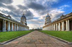 Greenwich,London,UK Ahi nacio Henry VIII.