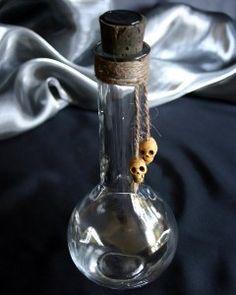 voodoo halloween decorations | Potion Voodoo Bottle Halloween Decor | Shop…