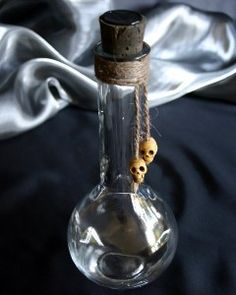 voodoo halloween decorations | Potion Voodoo Bottle Halloween Decor | Shop…
