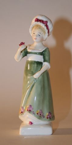 "Royal Doulton ""Ruth""    Vintage Duds and Decor"