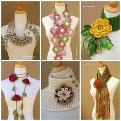 Crochet Owls, Crochet Beanie, Crochet Home, Crochet Shawl, Knit Crochet, Crochet Flower Patterns, Crochet Flowers, Crochet Scarves, Crochet Clothes