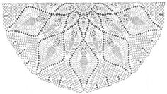 For all women who love crochet, in all its forms, an elegant crochet shawl to wear at a party or special occasion. Fall in love with this shawl, as it happened to me! I love the pattern used. Love Crochet, Crochet Shawl, Shawl Patterns, Crochet Patterns, Labor, Blouse And Skirt, Couture, Book Activities, Diy