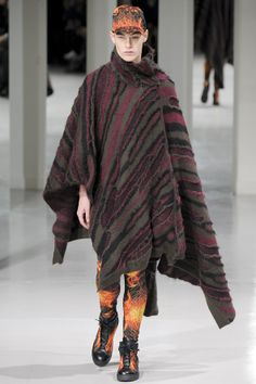 Issey Miyake • A/W 2014-15 Menswear • Paris