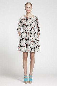 Kuvahaun tulos haulle marimekko mekot Dressed To The Nines, Well Dressed, Marimekko Dress, Cool Style, My Style, Rock, Summer Dresses, Maxi Dresses, Tunics