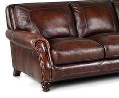 The Atlantic Leather Sofa Set