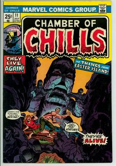 Chamber of Chills 11 (FN/VF 7.0)