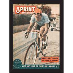 Sprint 1947 Print