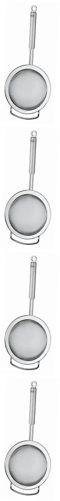 Colanders Strainers and Sifters 20636: Strainer Fine Mesh 24Cm 9.4 Inch Stainless Steel Colander -> BUY IT NOW ONLY: $91.63 on eBay!