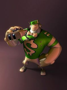 50 Funny and Beautiful 3D Cartoon Character Designs for your inspiration | Read full article: http://webneel.com/funny-beautiful-3d-cartoon-character-designs-inspiration | more http://webneel.com/3d-characters | Follow us www.pinterest.com/webneel