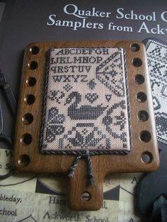 Hornbook Quaker