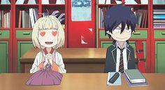 Imagem de ao no exorcist and anime