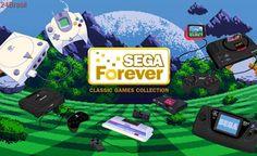 Sega Forever vai lançar todos os games clássicos da empresa de graça nos smartphones