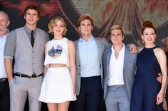 #HungerGames #Cannes2014
