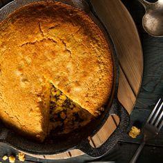 easy dairy-free cornbread recipe sq