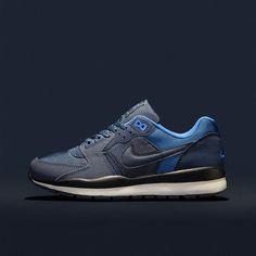 Nike Air Windrunner in coolem blau!  Artikelcode: 154940, Preis: 95 €  #nike #nikeair #nikeairwindrunner #nikewindrunner #windrunnernike #sneaker