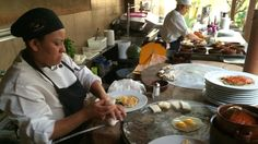 where to eat in oaxaca