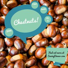 Many cultures enjoy chestnuts as a valued source of nutrition. Chestnuts have been harvested for centuries in Japan, China, Korea, Europe and the Mediterranean. Greeks put chestnuts above almonds, walnuts and hazelnuts in terms of quality. So, why don't we eat more chestnuts here in North America?