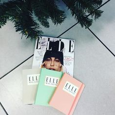 All I want for Christmas...  #agendaELLE & #ELLEenero via ELLE SPAIN MAGAZINE OFFICIAL INSTAGRAM - Fashion Campaigns  Haute Couture  Advertising  Editorial Photography  Magazine Cover Designs  Supermodels  Runway Models