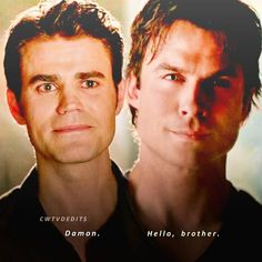 [0101/0816] Everyone has already done this parllel (includong me a couple of times) but it's just so beautiful and i love them sm  __ ☆ Do you like Defan? ~ YES the best tvd ship of 'em all sorry