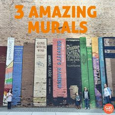 3 Amazing Murals in Salt Lake City   The Salt Project   Things to do in Utah with kids