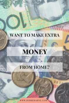 Want To Make Extra Money From Home