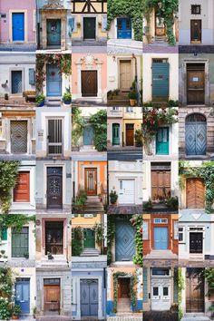 Doors - Bamberg, Germany