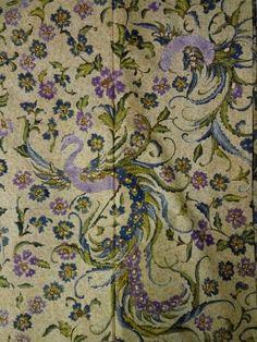 Batik 3 negri tjoa galaran bird edition 1950-1960.