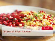 Börülceli Diyet Salatası