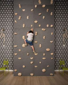 25 Fun Climbing Wall Ideas For Your Kids Safety | Home Design And Interior