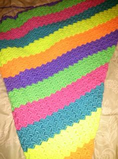 Lemonade Crochet Afghan Pattern : 1000+ images about Hekle: C2C on Pinterest Corner to ...