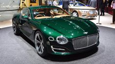 The Bentley Continental GT has been wearing the same basic lines for over a decade now, and though it's hardly a bad-looking way to get around, even its biggest proponents are probably wondering ...