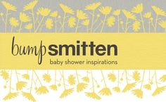 An entire website dedicated to DIY baby showers.  bumpsmitten.com-babyshower-inspiration