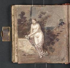 'Concert-champêtre, after Giorgione/Titian' 1802