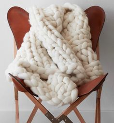The Citizenry is one of our favorite stores—they make it their mission to employ master artisans around the world to create handmade goods, offering them a competitive wage in the process. Wrapping yourself up in the Peruvian Nublado Wool Throw is pure luxury.