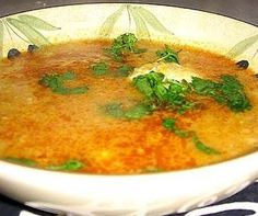 Receta de Sopa de ajo