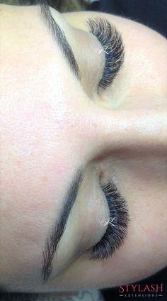 3c59e54f818 Volume lashes, 3d. Russian Volume in Ottawa. Eyelash Extensions Ottawa  www.stylash.ca #SkinCareTipsForOver50S