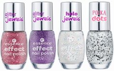 Essence Nail Polish Collection Spring 2014