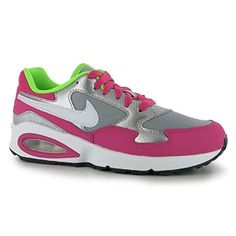 Nike Air Max ST Trax Womens Trainers Pink Silver UK size 5 EU 38 NEW Nike http://www.amazon.co.uk/dp/B00SA0P07K/ref=cm_sw_r_pi_dp_ItoUub0EVTR57