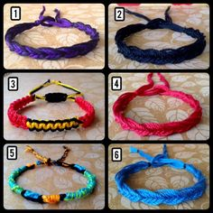 Deal ⇢ Bundle & Get One Free Handmade Bracelet!!! Pick any bracelet for free when you buy 3 bracelets or more! Just comment which # you want & I will add it to your bundle :) Handmade by me! Jewelry Bracelets