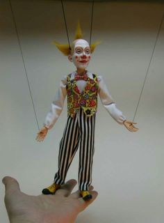 Marionettes by Alexander Mergold