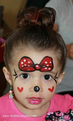 Minnie! (look at those eyes!)